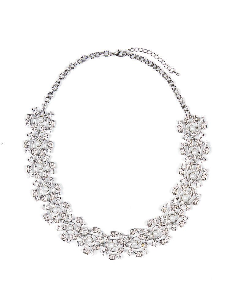 Floras Pearl Necklace