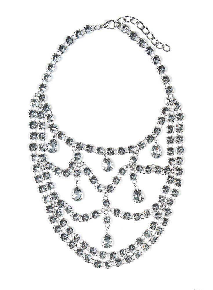 Acqua Spheres Necklace