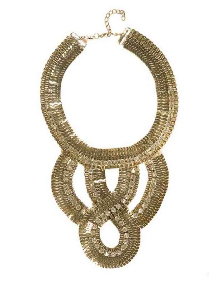 Hanameel Statement Necklace