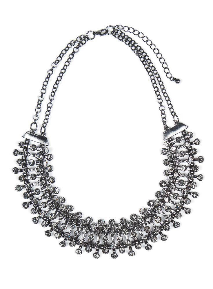 Artemisia Necklace - Black