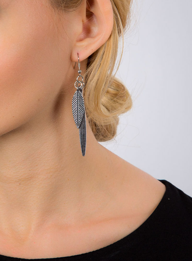 Aldora Collar Earring