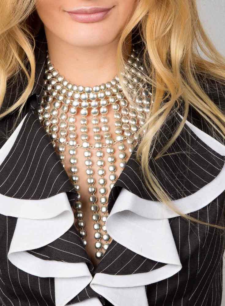 Mithmite Necklace