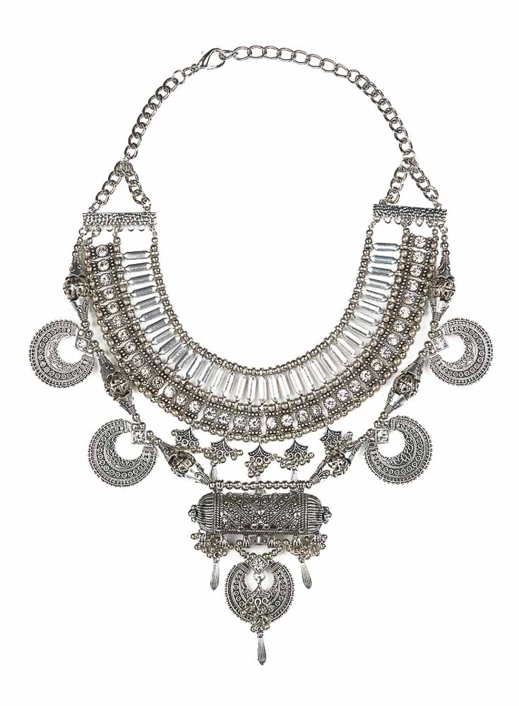 Miesha Statement Necklace