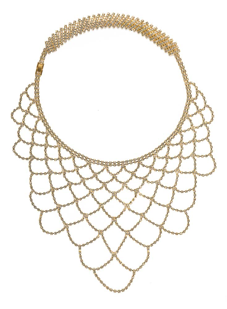 Great Gatsby Crystal Body Chain