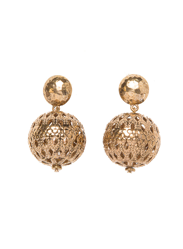 Golden Kiya Earring