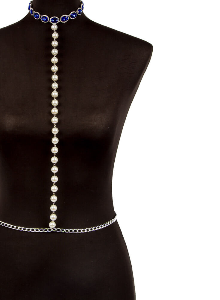 Blaise Body Chain