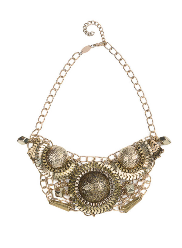 Zabdi Necklace