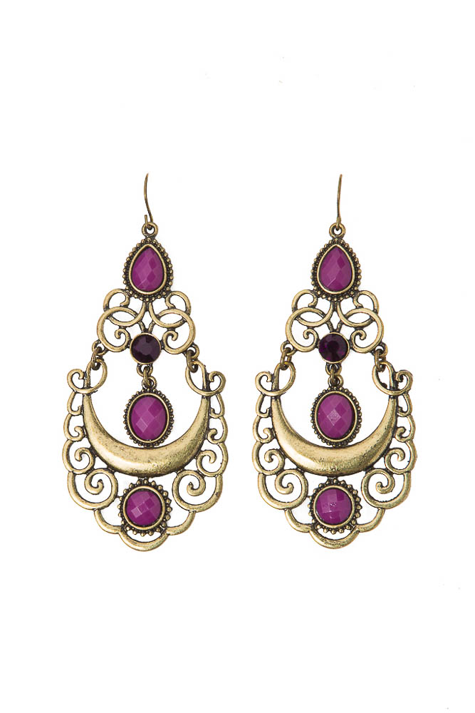 Royal Dea Earrings